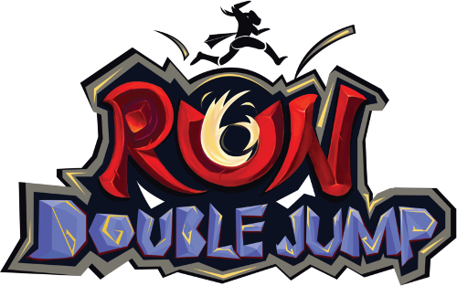 RunDoubleJump Logo